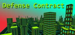 Defense Contract Game