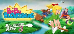 Bibi Blocksberg ™ - Big Broom Race 3 Game