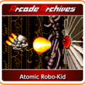 Arcade Archives Atomic Robo-Kid Game