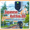 Japanese Rail Sim 3D 5 types of trains Game