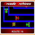Arcade Archives ROUTE 16 Game