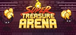 Super Treasure Arena Game