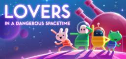 Lovers in a Dangerous Spacetime Game