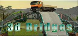 3d Bridges Game