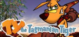 TY the Tasmanian Tiger Game