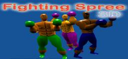 Fighting Spree 3D Game