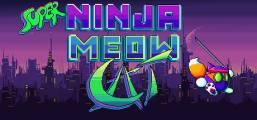Super Ninja Meow Cat Game