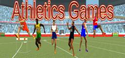Athletics Games VR Game