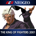 ACA NEOGEO THE KING OF FIGHTERS 2001 Game