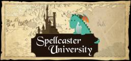 Spellcaster University Game
