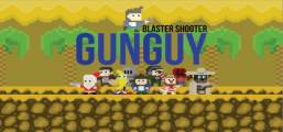 Blaster Shooter GunGuy! Game