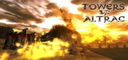 Towers of Altrac - Epic Defense Battles Game