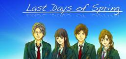 Last Days of Spring Visual Novel Game