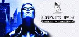 Deus Ex: Game of the Year Edition Game