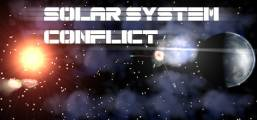 Solar System Conflict Game