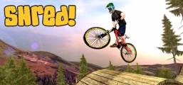 Shred! Downhill Mountain Biking Game