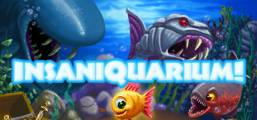 Insaniquarium Deluxe Game