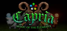 Capria: Magic of the Elements Game