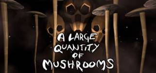 A Large Quantity Of Mushrooms