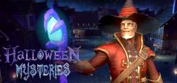 Halloween Mysteries Game