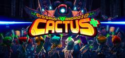 Assault Android Cactus Game
