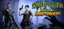 Zombie Apocalypse: Escape The Undead City Game