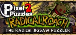 Pixel Puzzles 2: RADical ROACH Game