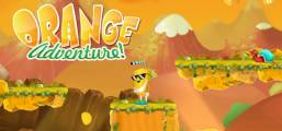 Orange Adventure Game