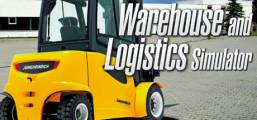Warehouse and Logistics Simulator Game