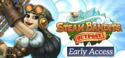 Steam Bandits: Outpost Game