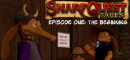 SnarfQuest Tales, Episode 1: The Beginning Game