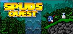 Spud's Quest Game