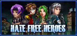 Hate Free Heroes RPG Game