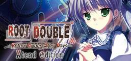 Root Double -Before Crime * After Days- Xtend Edition Game