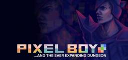 Pixel Boy and the Ever Expanding Dungeon Game