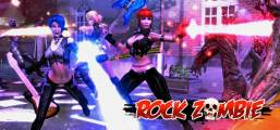 Rock Zombie Game