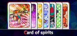Card of spirits Game