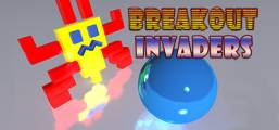 Breakout Invaders Game