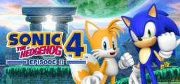 Sonic the Hedgehog 4 - Episode II Game
