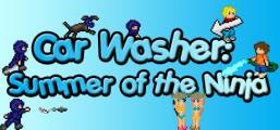 Car Washer: Summer of the Ninja Game