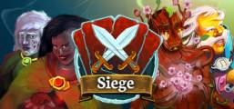 Siege - the card game Game