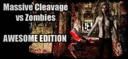 Massive Cleavage vs Zombies: Awesome Edition Game