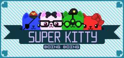 Super Kitty Boing Boing Game