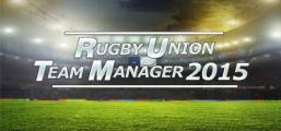 Rugby Union Team Manager 2015 Game