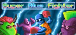 Super Blue Fighter Game
