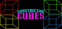 Constricting Cubes Game