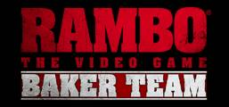 Rambo The Video Game: Baker Team Game