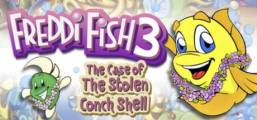 Freddi Fish 3: The Case of the Stolen Conch Shell Game