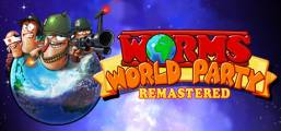 Worms World Party Remastered Game