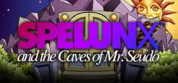 Spelunx and the Caves of Mr. Seudo Game